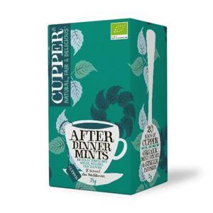 Cupper BIO čaj After Dinner Mints 20 n.s.