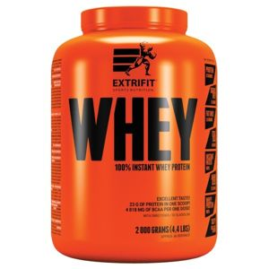 EXTRIFIT 100% Instant Whey Protein 80 2000g Choco