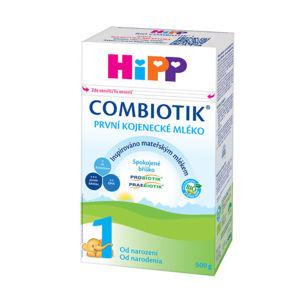 HiPP MLÉKO HiPP 1 BIO Combiotik 500g - II. jakost