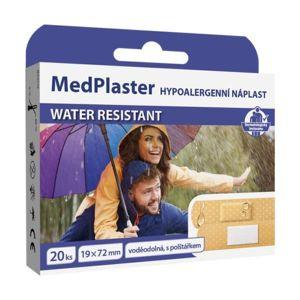 MedPlaster Náplast water resistant 19x72mm 20ks