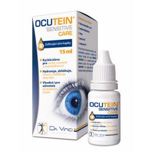 Ocutein SENSITIVE CARE oční kapky 15ml DaVinci - II. jakost