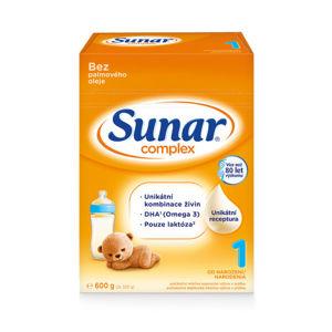 Sunar Complex 1 600g - nový - II. jakost