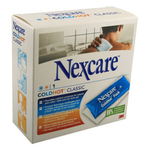 3M Nexcare ColdHot Classic Gelový obklad 26x11cm - II. jakost