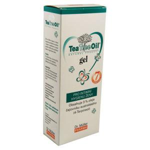 Tea Tree Oil gel pro intimní hygienu ženy 7x7.5ml - II. jakost
