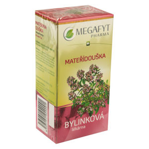 Megafyt Bylinková lékárna Mateřídouška 20x1.5g - II. jakost