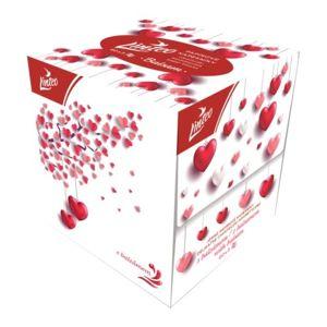 Papírové kapesníky Linteo BOX 3vrst. 60ks LOVE