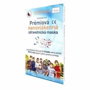 NANO M.ON nanovlákenná maska prémiová 10ks