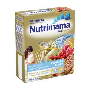 Nutrimama cereál.tyčin.brusinky/maliny 200g(5x40g) - II. jakost
