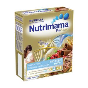 Nutrimama cereál.tyčinky brusinky/čoko 200g(5x40g) - II. jakost