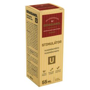 Bioaquanol U stimulátor vlas.růstu 55ml - II. jakost