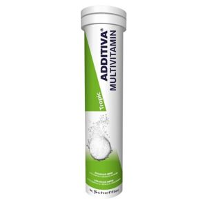 Additiva multivitamin tbl.eff.20 tropic - II. jakost