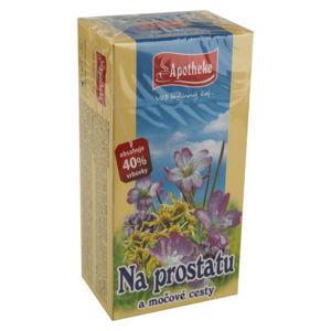 Apotheke Na prostatu čaj 20x1.5g - II. jakost