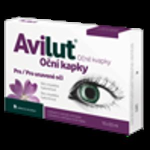 AVILUT Oční kapky 10x0.5ml - II.jakost