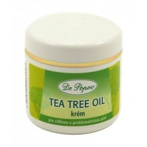 Dr.Popov Tea Tree Oil krém 50ml