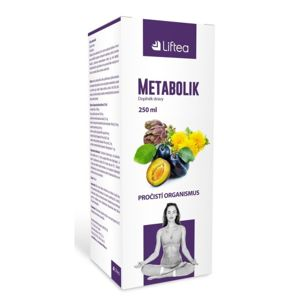 LIFTEA Metabolic 250ml - II. jakost