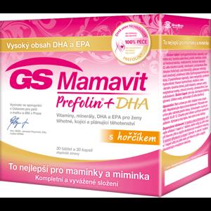 GS Mamavit Prefolin+DHA+EPA tbl/cps.30+30 2016 - II. jakost