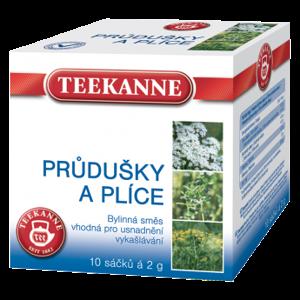 TEEKANNE Průdušky a plíce bylinný čaj n.s.10x2g - II. jakost