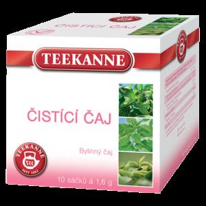 TEEKANNE Čistící čaj n.s.10x1.6g - II. jakost