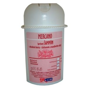 MERCO Mercano sprchový šampon 5% ichthyol 250ml