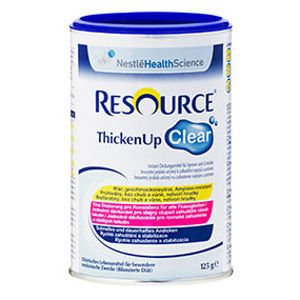 RESOURCE THICKEN UP CLEAR 1X125GM perorální PLV 1X125G - II. jakost