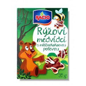 RACIO rýžoví medvídci 35g - II. jakost