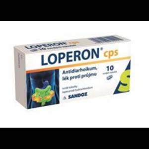 LOPERON 2MG tvrdé tobolky 10 I