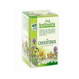 Čaj Bylináře Cholesterol 40x1.6g - II. jakost