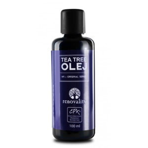 Renovality Tea Tree olej 100ml