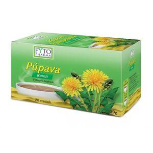 Pampeliška kořen čaj porc. 20x1.5g Fytopharma - II. jakost