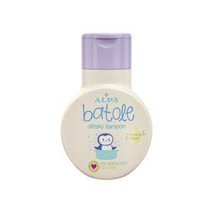 Batole dětský šampón s olivovým olejem 200ml - II. jakost