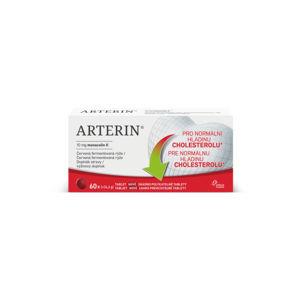 Arterin 60 tablet - II. jakost