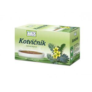 Kotvičník čaj porcovaný 20x1g Fytopharma - II. jakost