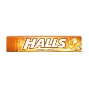 HALLS Honey Lemon 33.5g - II. jakost