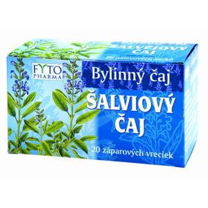 Šalvějový čaj 20x1g Fytopharma - II. jakost
