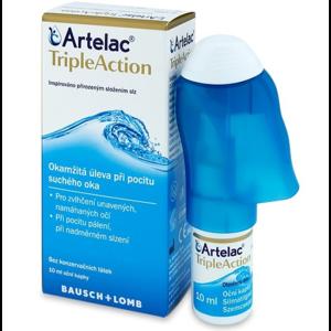 Artelac TripleAction oční kapky 10ml - II. jakost