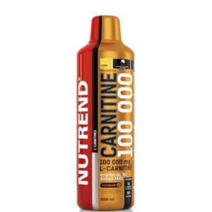 NUTREND Carnitine 100 000 citron 1000ml