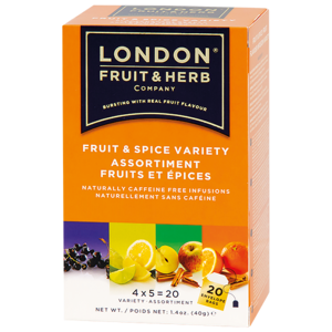 Čaj LFH variace ovoce a koření Spice 20x2g