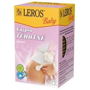 LEROS BABY Čaj pro těhotné ženy n.s.20x2g - II. jakost