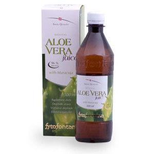 Fytofontana Aloe vera extrakt forte 500 ml - II. jakost