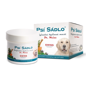 PSÍ SÁDLO Medical Dr. Weiss 75 ml - II. jakost