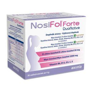 NosiFol Forte DuoActive sáčky 30x4g - II. jakost