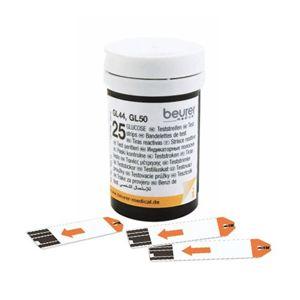 Test. proužky ke glukom. Beurer GL 44/GL 50 2x25ks - II. jakost