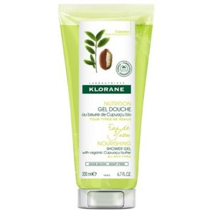 KLORANE Body Care Sprchový gel Yuzu 200ml