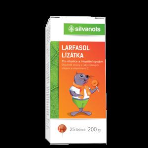 Larfasol lízátka 25ks - II. jakost