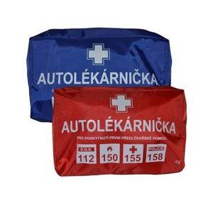 Autolékárnička vyhl.č.206/2018 provedení textil - II. jakost