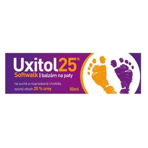Uxitol 25 Softwalk balzám na paty 50ml - II. jakost