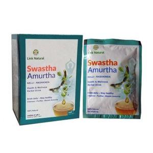 Swastha Amurtha bylinný nápoj sáčky 7x4g - II. jakost