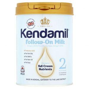 Kendamil kojenecké pokračovací mléko 2 900g - II. jakost