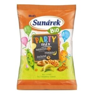 Sunárek Bio křupky Party mix 90g