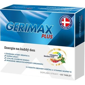 Gerimax Plus 60 tablet - II. jakost